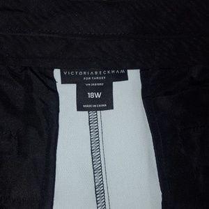 Victoria Beckham for Target Pants - NWOT Wide leg dress pants